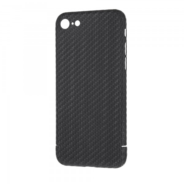 Magnetic Carbon Cover iPhone SE 2020