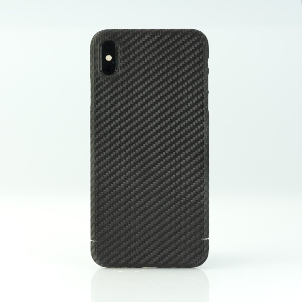 Magnetic Carbon Cover iPhone Xs Max